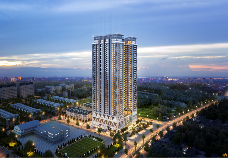 The Zei - A new premium mixed use project in Hanoi